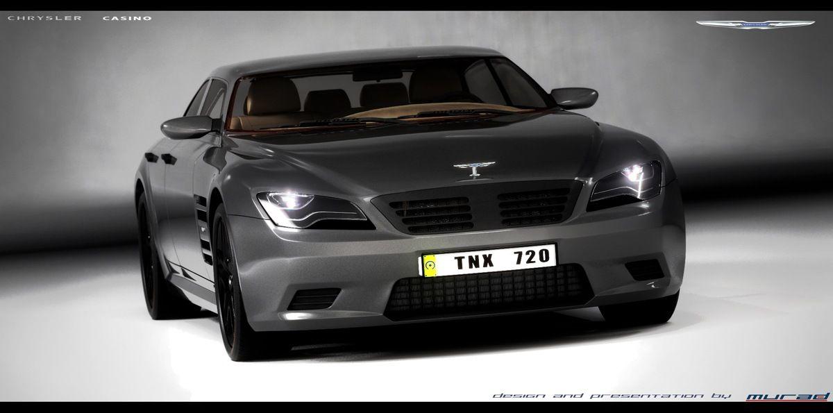 chrysler concept | Local Motors