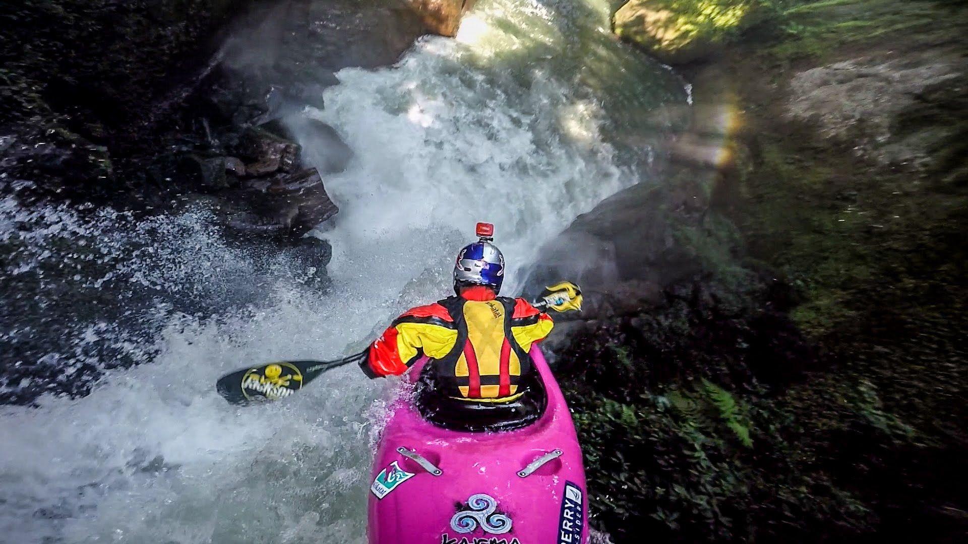 Gopro chasing waterfalls with dane jackson jackson