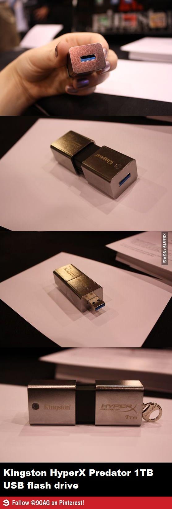 1 terabyte usb stick i want technology gadgets geek. Black Bedroom Furniture Sets. Home Design Ideas