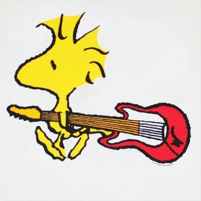Woodstock is my favorite in the Peanuts gang!