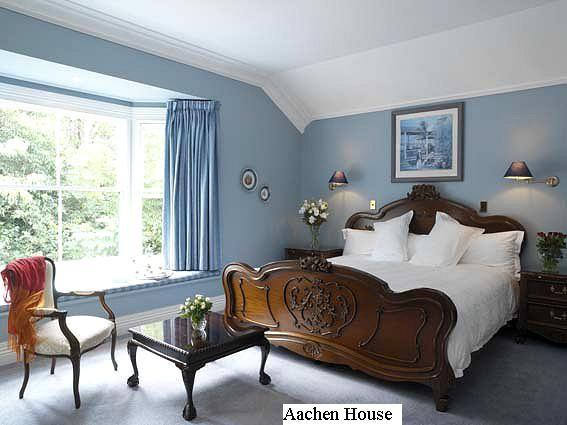 Blue Bedroom Designs Color