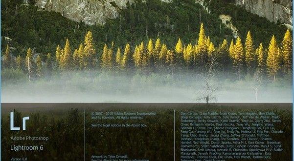 Adobe Photoshop Lightroom CC 6.0 Multilingual | ADY