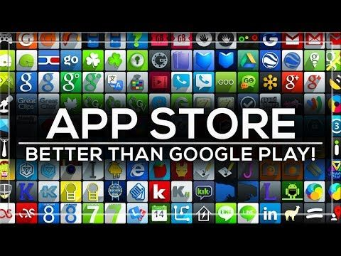 THIS APP STORE FOR ANDROID BOXES IS BETTER THAN GOOGLE
