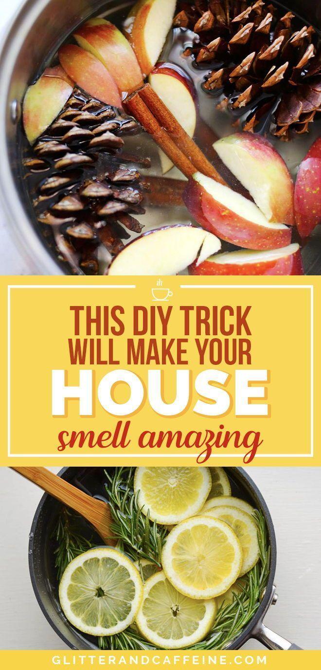 how to make a stinky house smell good