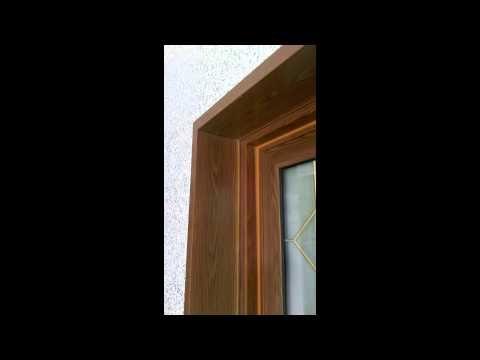 شبابيك دبل قلاص وابواب المنيوم ملونه ومزخرفه واجهات الاستركشر والقبب سكاي لايت Youtube Home Decor Decor Mirror
