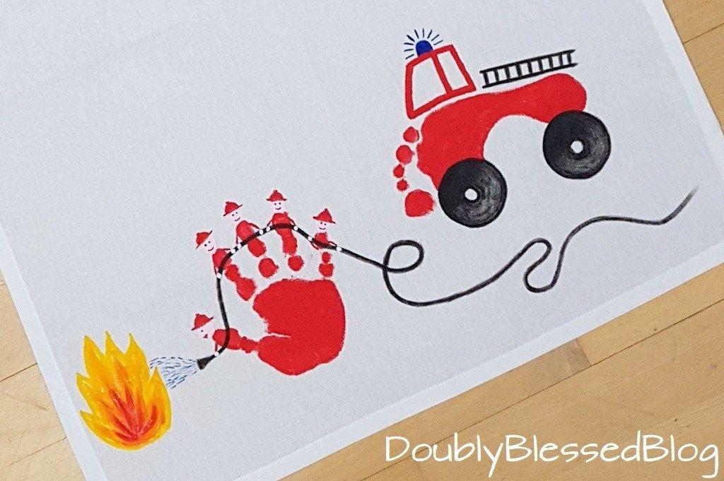 Geschenke basteln mit Kindern – Coole Geschirrtücher #weihnachtenbastelnmitkindern