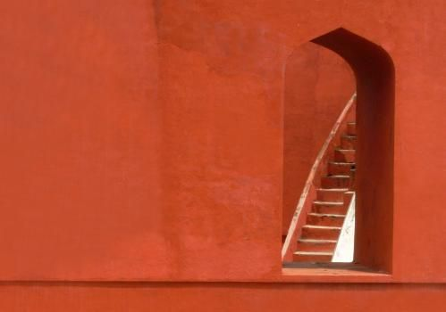 """India...""""The Stairs"""" by K. B. Jothady"""