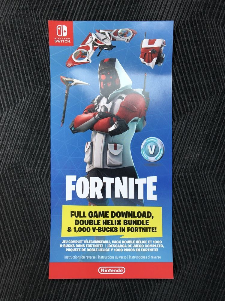 How to get fortnite nintendo switch skin