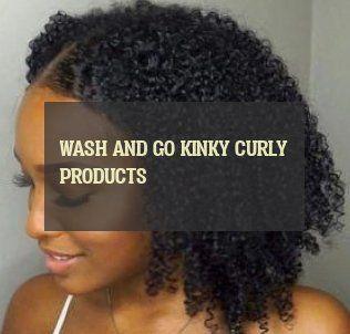 Wash And Go Kinky Curly Products Waschen Sie Und Gehen Sie Verworrene Gelockte Produkte