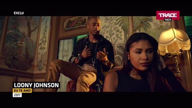 """E já está,o video """"Eu Te Amo""""do Loony Johnson exclusivo no TRACE Toca neste dia internacional da mulher! #loonyjohnson  @loonyjohnson  #tracetoca #apaixaodamusica"""