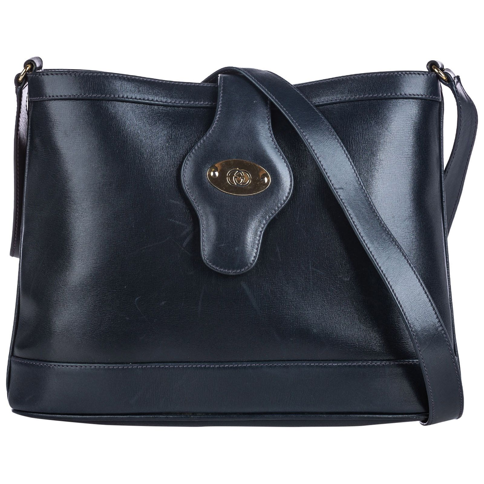 GUCCI WOMENS LEATHER SHOULDER BAG bags bags