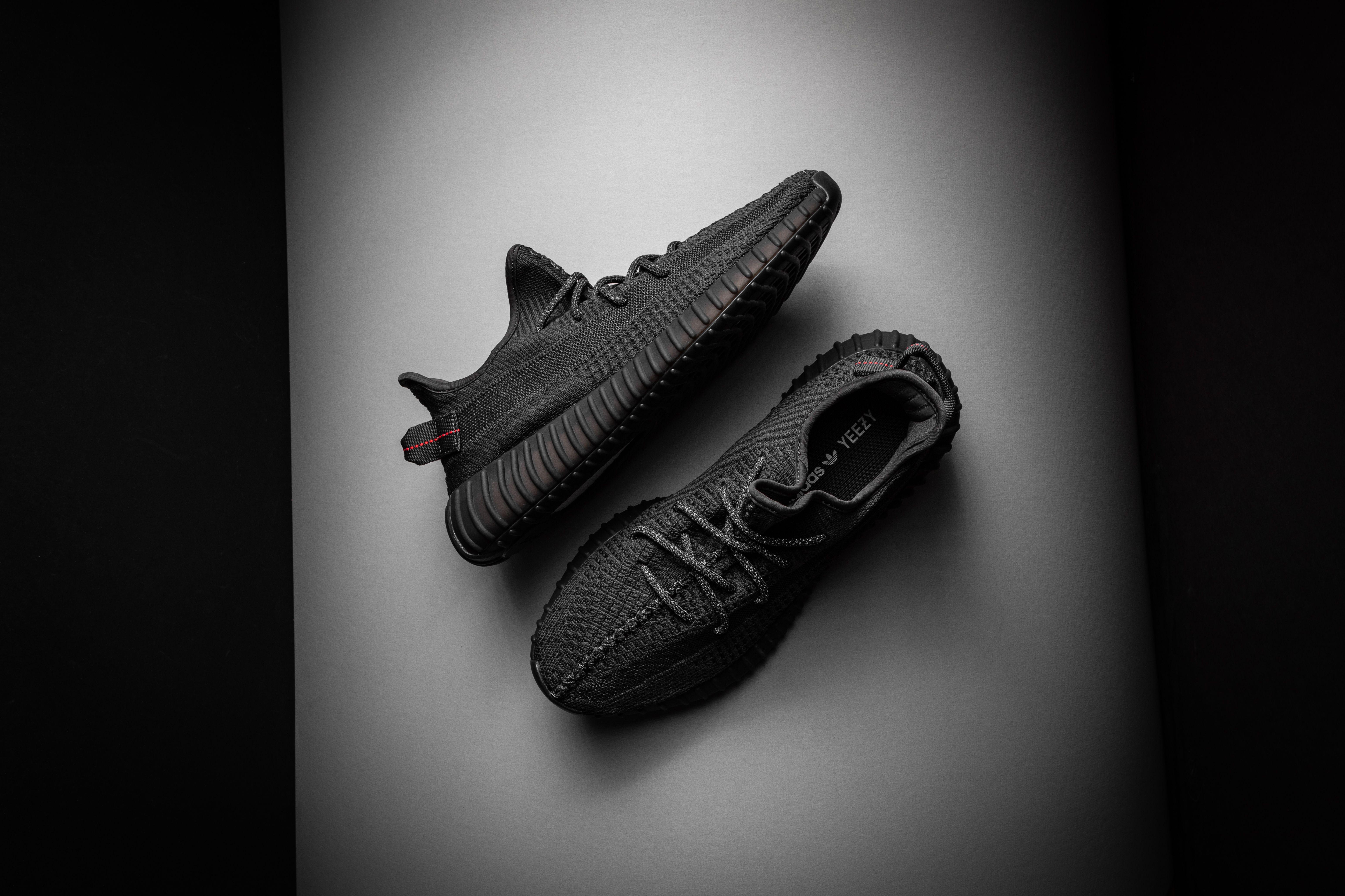 black v2 yeezy 2019