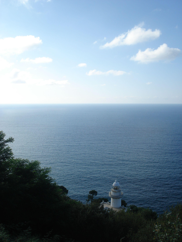 Faro Monte Igueldo en San Sebastián, País Vasco