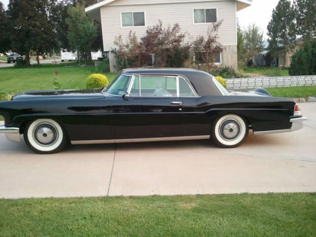 Coolest American Car Made 1957 Lincoln Continental Mark
