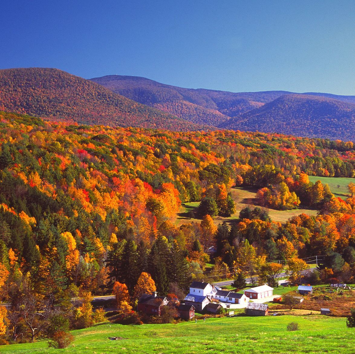 20 of the Best Fall Getaways for a Weekend Escape  New
