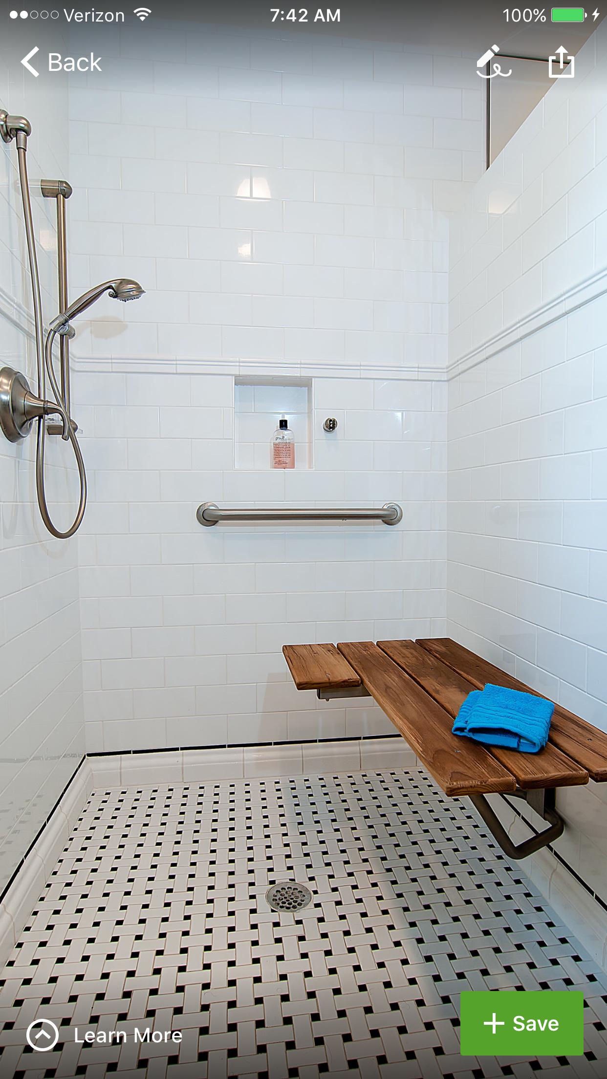 Pic # 2/2 wet room and handicap design | HomeDec-Bath WetRoom Ideas ...