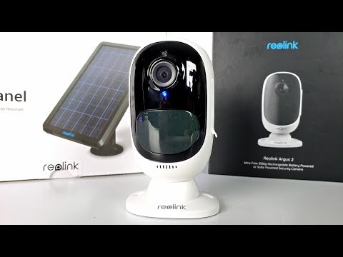 Learn to use solar panel to power security cameras/systems