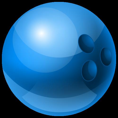 Blue Bowling Ball Png Clipart Bowling Ball Bowling Clip Art
