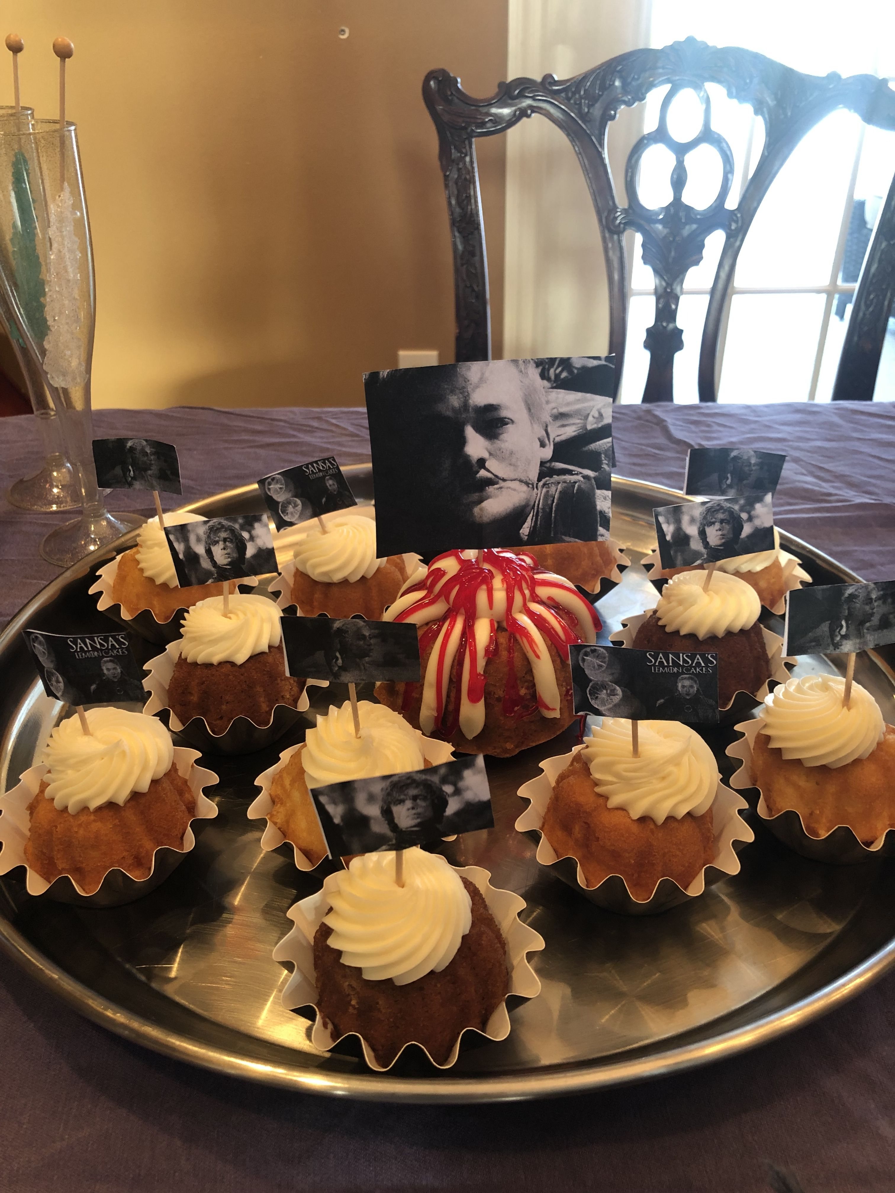 Game of thrones nothing bundt cakes bundt cake store