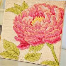 tapeçaria bordada em flores - Pesquisa Google
