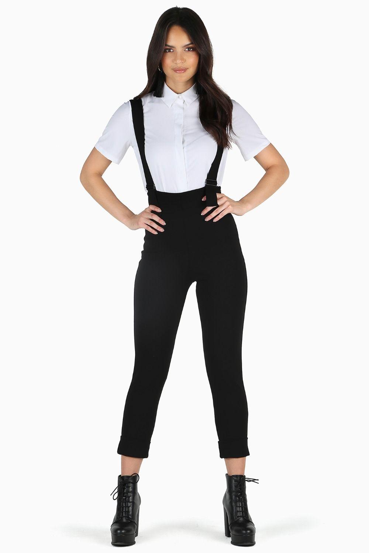 Tartan Primary Cuffed Pants BM - Limited   Cuffed pants