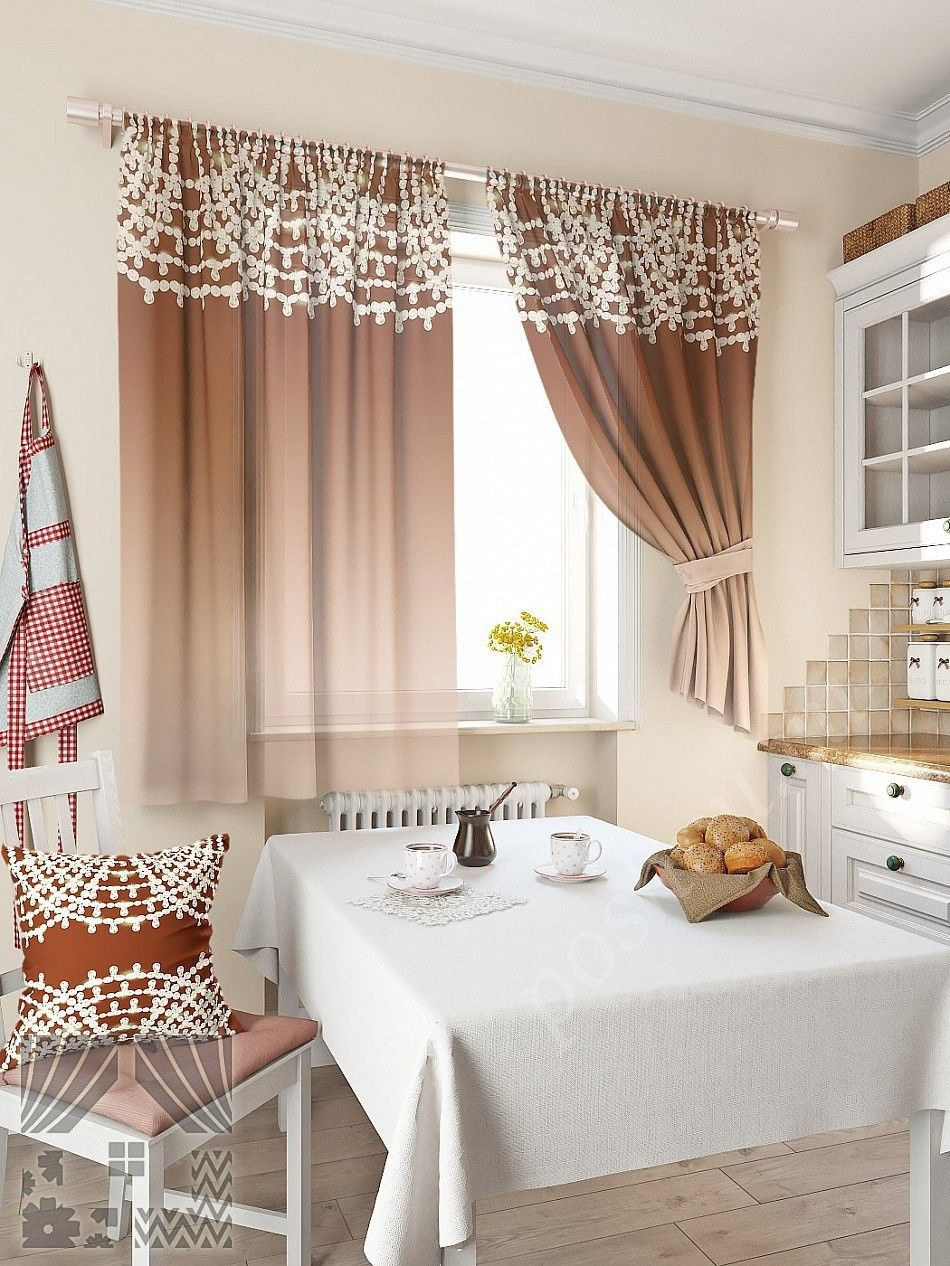 шторы дизайнерские решения фото для кухни они раскрывают