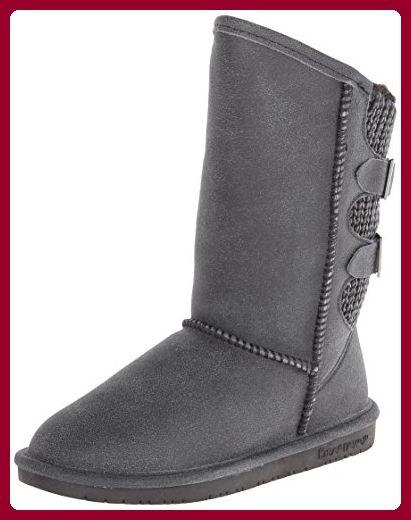 best sneakers f3615 a4ac1 Bearpaw Boshie, Damen Stiefel & Stiefeletten , schwarz ...