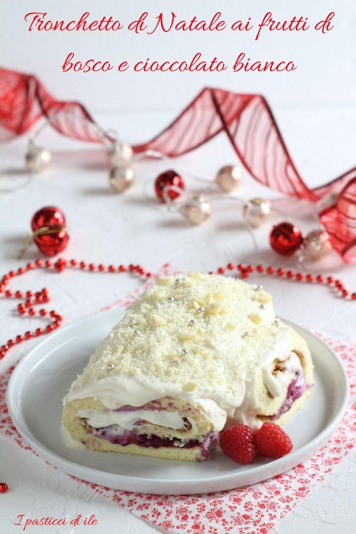 Tronchetto Di Natale Leggero.Un Dolce Ideale Per Le Feste Natalizie Si Tratta Di Una Pasta
