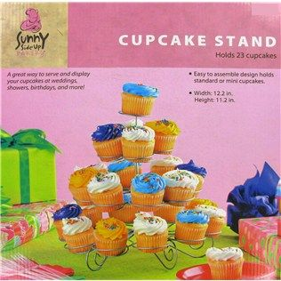 Sunny Side Up Bakery 23 Count Cupcake Stand Shop Hobby Lobby