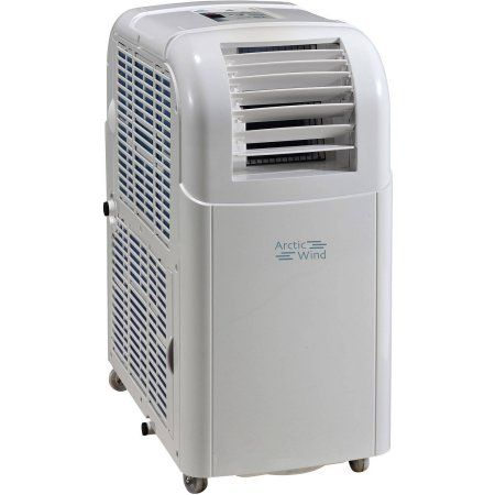 Arctic Wind Ap10018 10 000 Btu Portable Air Conditioner Arctic Wind Dehumidifiers Cool Things To Buy