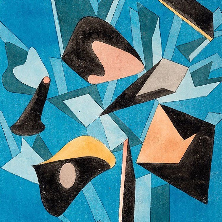 Paul Klee, Å høste, 1930, detalj. Fra Stenersens samling @kodebergen Les mer om samleren her http://www.aftenposten.no/kultur/Rolf-Stenersen-Spekulanten-som-fikk-16-Picasso-for-null-kroner-601868b.html #paulklee #rolfstenersen #kodebergen #painting #art #artcollection #bergen