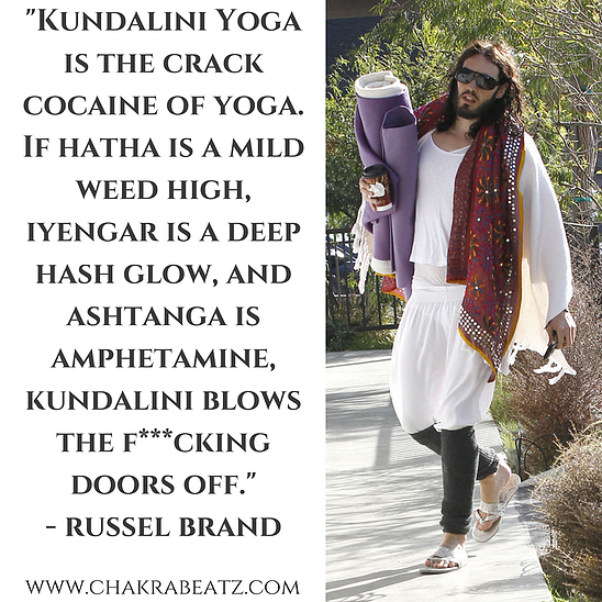 There are uncountable stories of people healing themselves through Yoga  & Meditation. But one of most touching ones to me is and has always  been, Russel Br