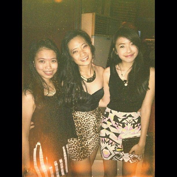 """@Sophie Ramos's photo: """"Last night at Pat's 18th! ♥ Visit me sooooon pls miss u guys!  #friends #debut"""""""
