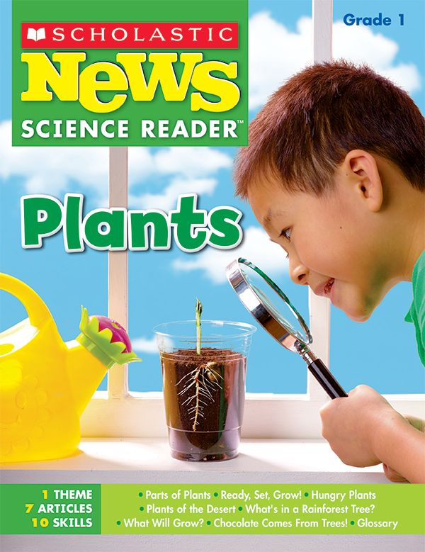Check out the new Scholastic News Science Readers: Plants for ...