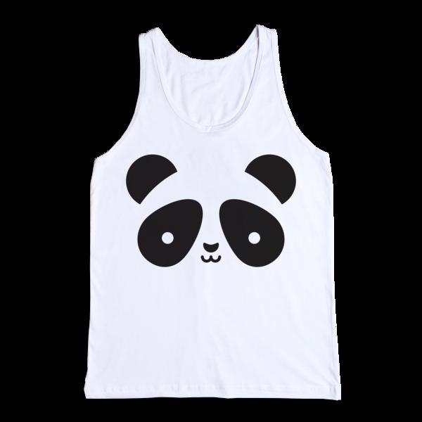 Kawaii panda tank