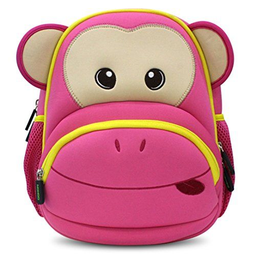 Kids Backpack, icci [Cute] Kids Backpacks Girls Boys Toddler ...