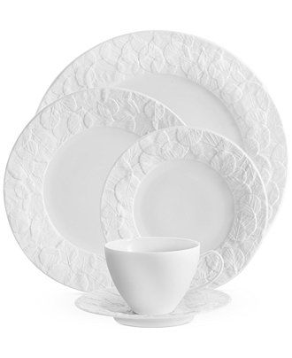 Michael Aram Forest Leaf Collection - Fine China - Macy's