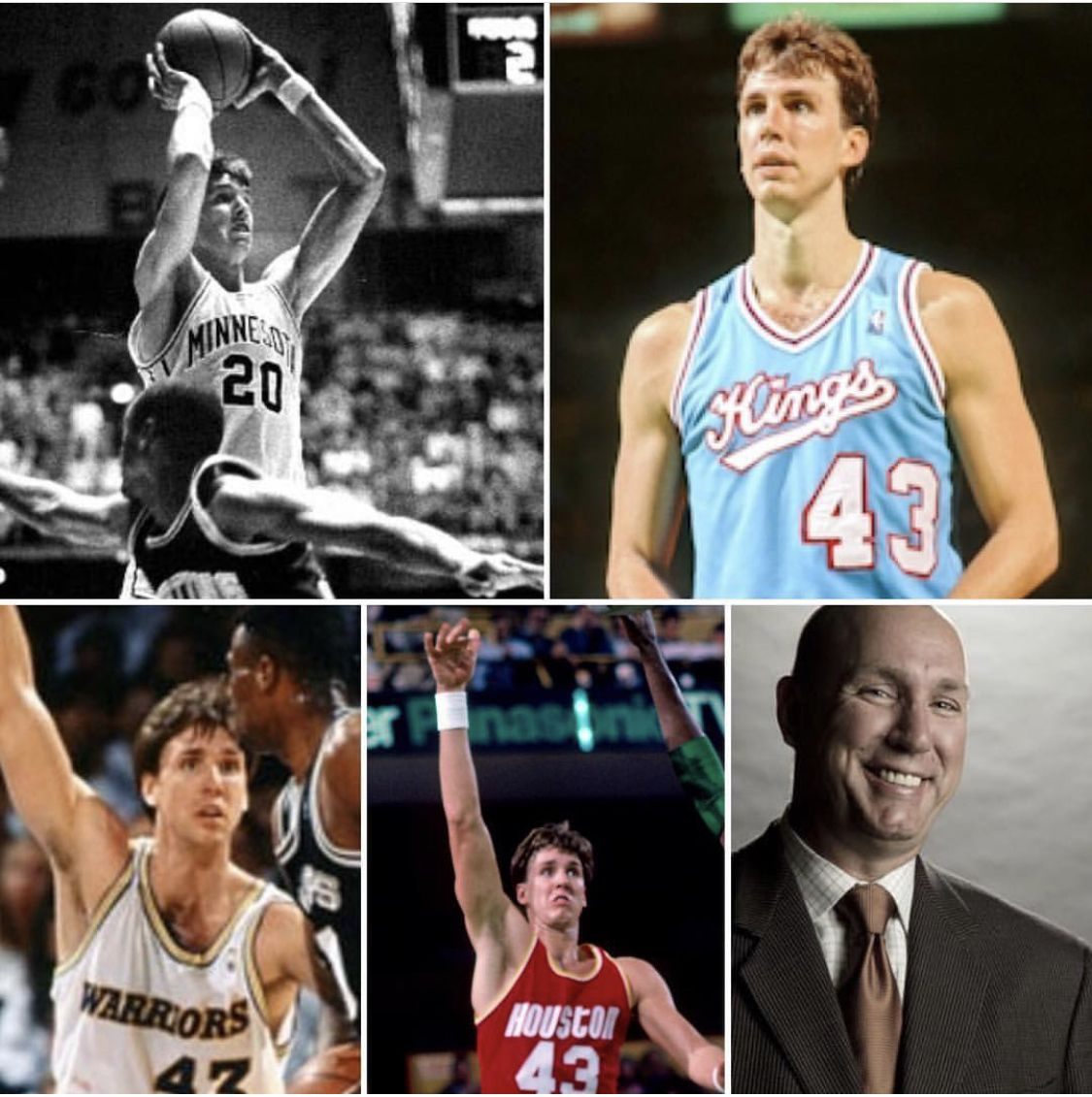 Happy birthday to former gopher player, NBA player