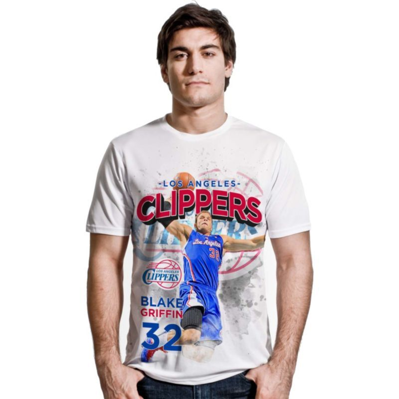 Levelwear Men's Los Angeles Clippers Blake Griffin Center
