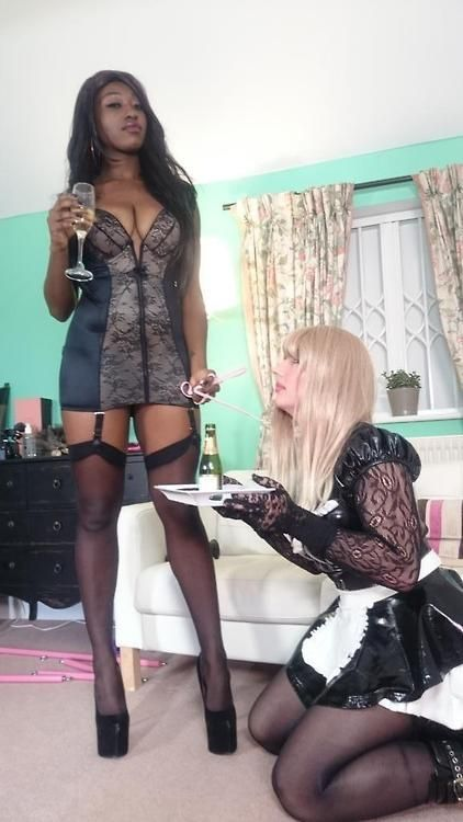 Ebony feminization