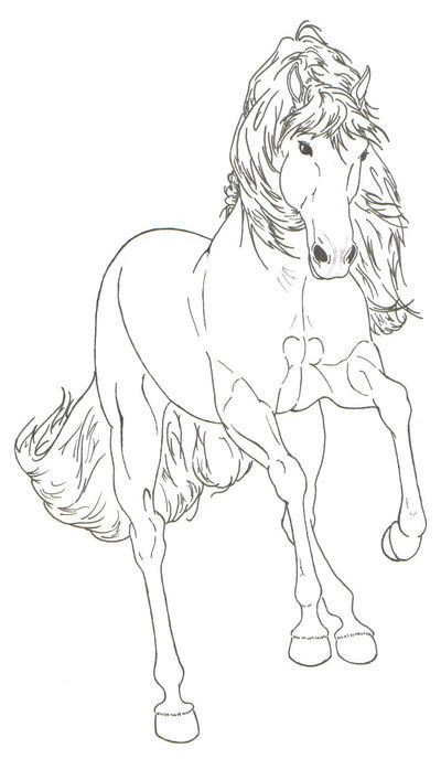 I Love The Giant Feathery Knight Horses Done W Micron Pen On Sketch Paper See Journal F Horse Coloring Pages Horse Drawings Horse Coloring