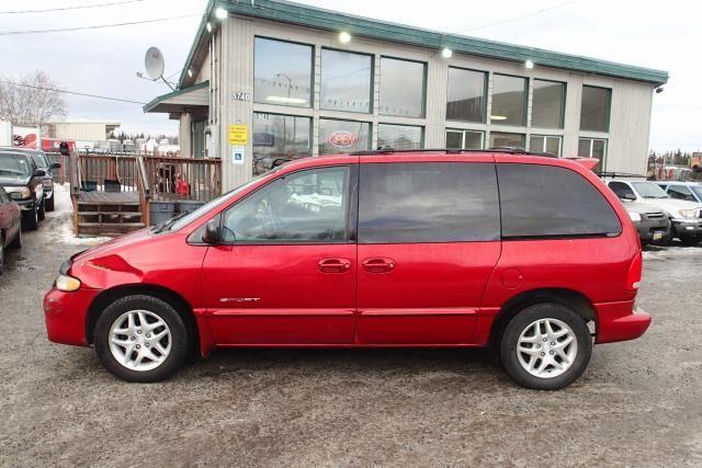 Red White Blue Auto Sale In Anchorage Alaska >> Dodge Caravan Red White Blue Auto Sale In Anchorage Alaska
