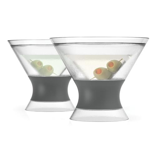 Martini Cooling Cups Set Of 2 Cupping Set Cup Glass Set