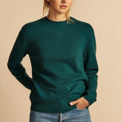 cashmere pullover fair tarade