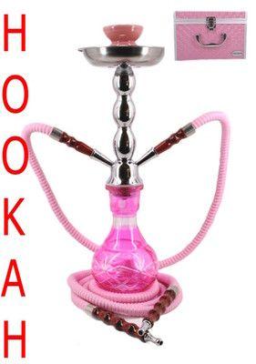 Pink Hookah Pipes