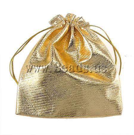 Bling bling juwelentasjes van goud, ideaal toch? http://bit.ly/1wf5l8j
