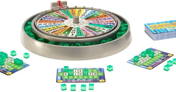 Wheel Of Fortune Game Phrases
