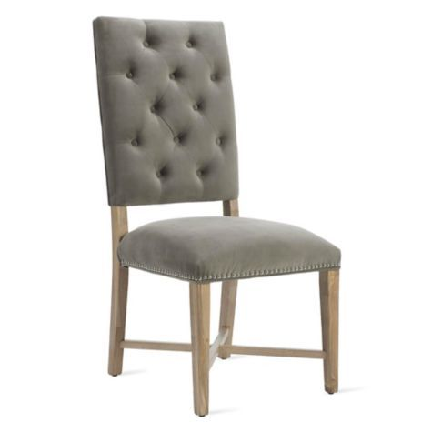 Rencourt Side Chair From Z Gallerie  New Condo  Pinterest  Side Beauteous Side Chairs Dining Room Decorating Inspiration