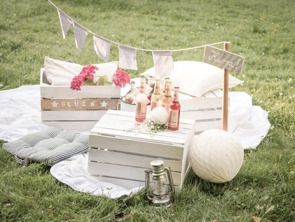 sommerparty mir krombacher fassbrause picknick picnic. Black Bedroom Furniture Sets. Home Design Ideas