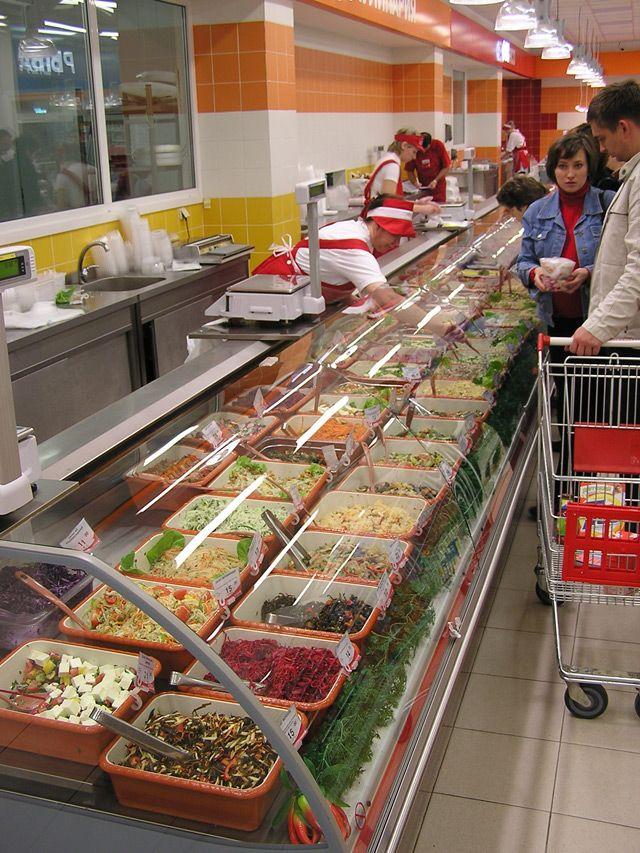 Фото 7 супермаркет «Виктория», Москва, Россия. Стекло цеха ...